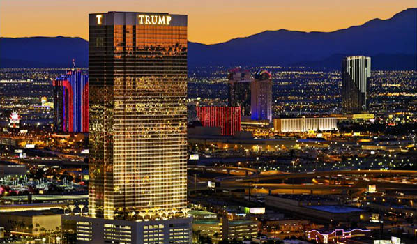 Trump Towers ,USA,owned by the controversial Donald Trump.But is there anything to learn from Trump?